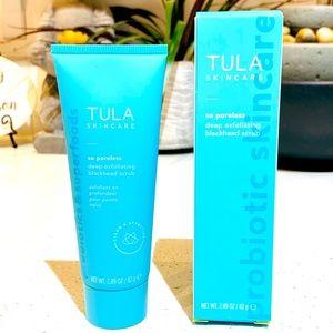 Tula So Poreless Deep Exfoliating Blackhead Scrub